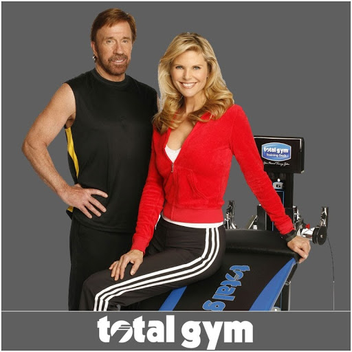 Chuck Norris Total Gym...